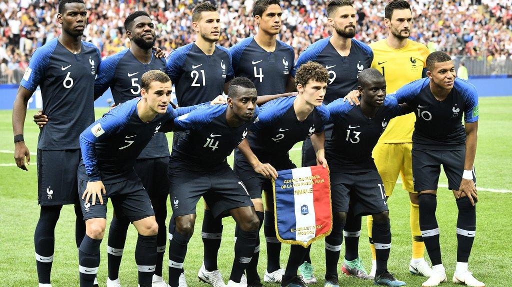 Hur kommer det sig att så många spelare i Frankrikes fotbollslandslag har rötter i Afrika?