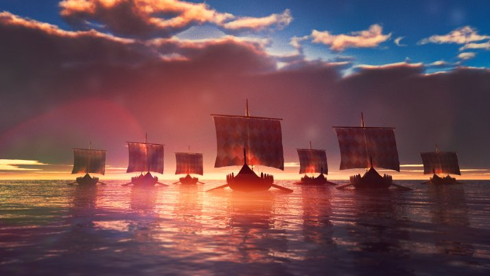 Pratade vikingarna svenska?