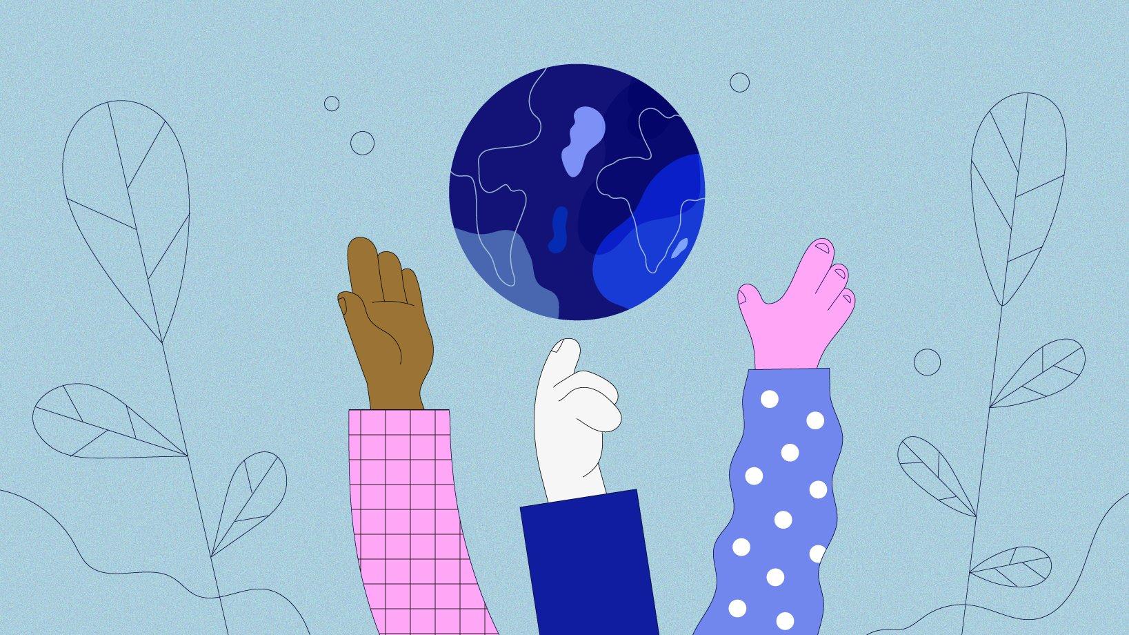 En klimatsmart klass – addition och subtraktion