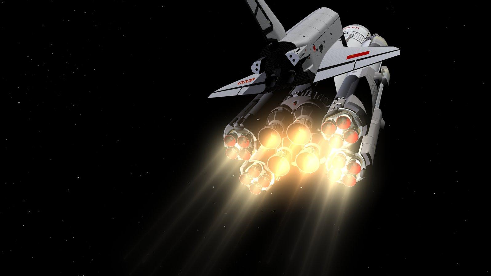Gör dig redo för en resa ut i rymden.