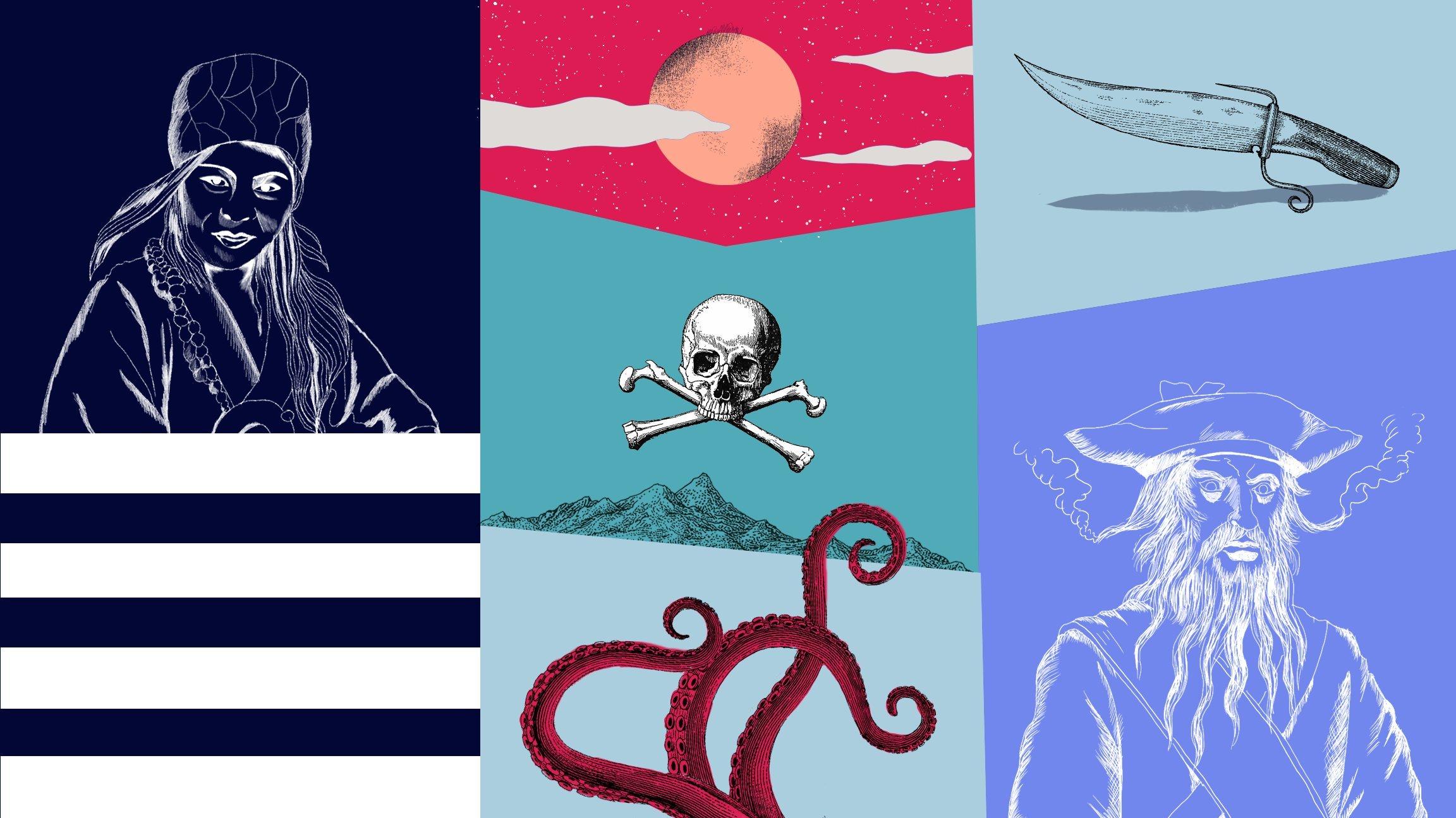 Piraterna – om koordinatsystemet