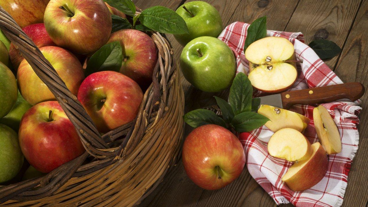 Väljer du ett grönt eller rött äpple? Du gör olika val varje dag.