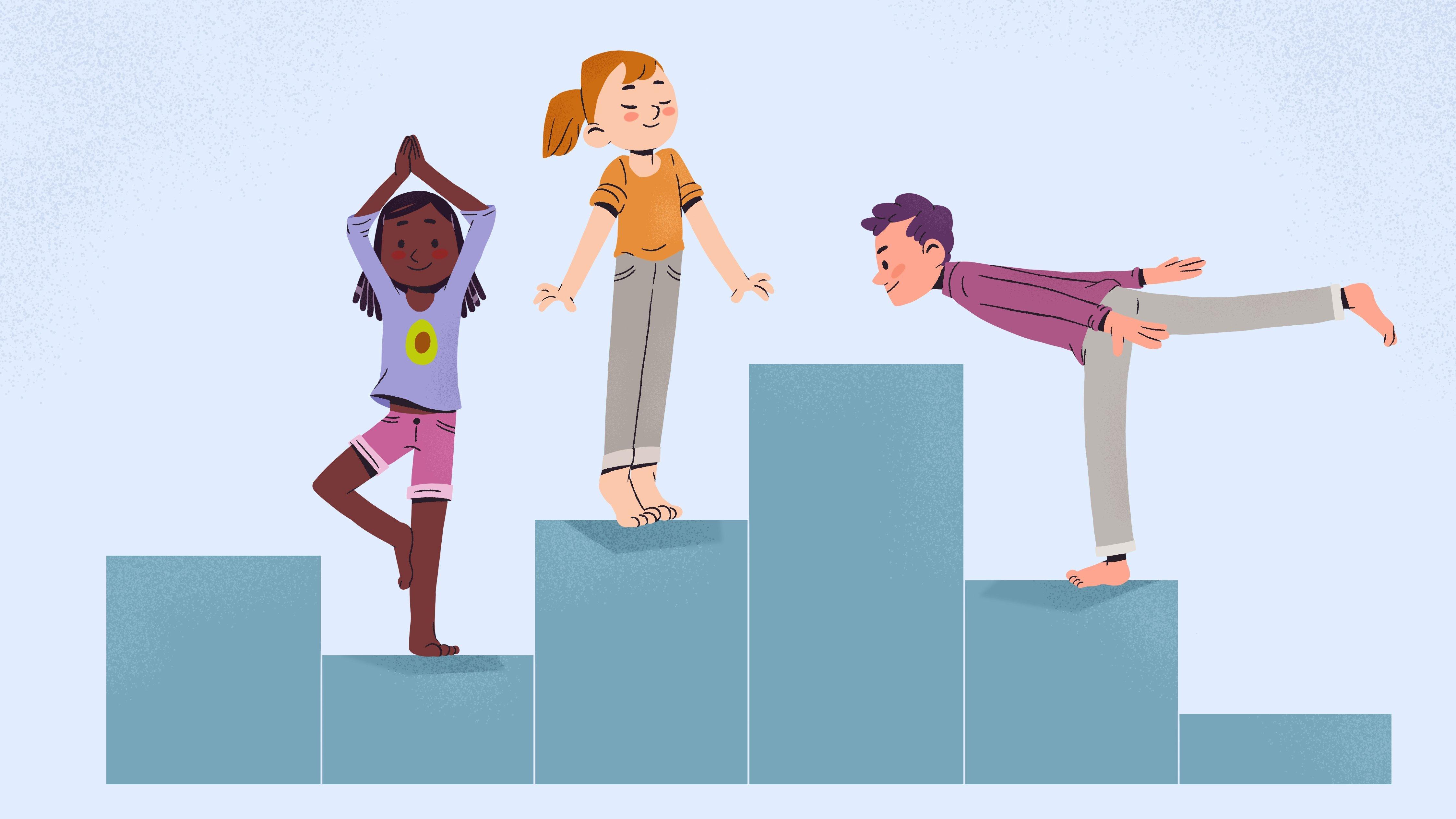 En spännande balans – om histogram och statistik