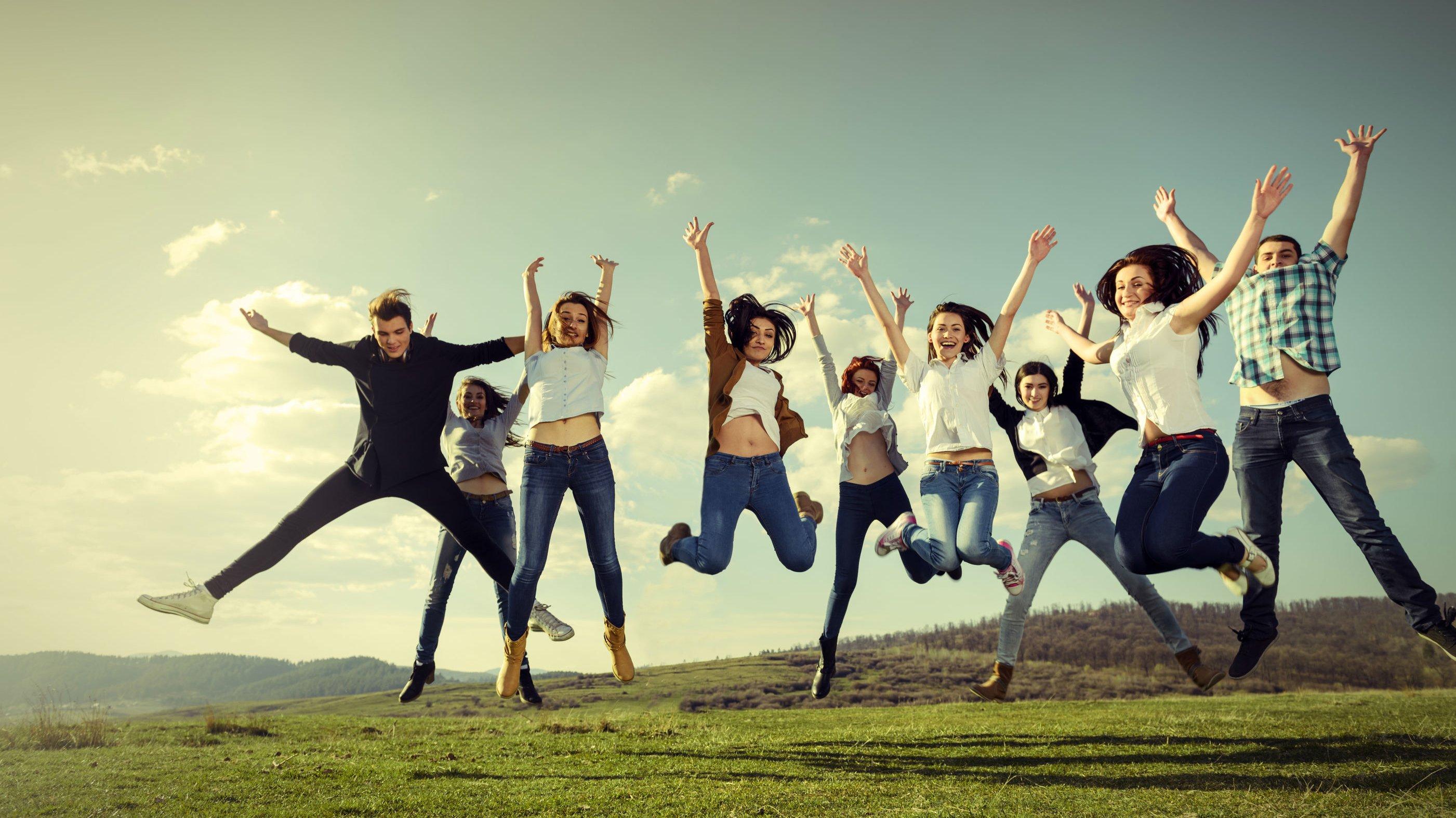 Att vara tonåring är det bästa som finns! I alla fall ibland ...