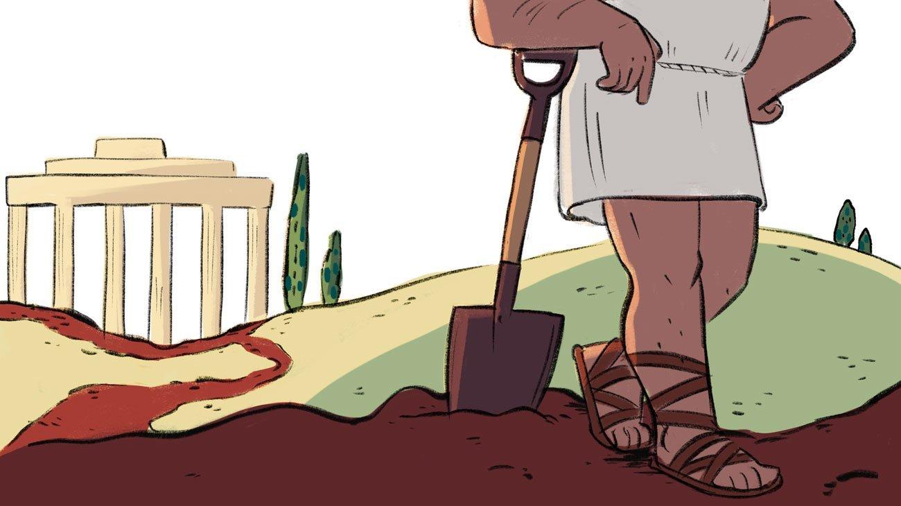 Uppdrag i romarriket – multiplikation och division