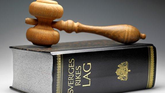 I lagboken finns Sveriges lagar nedskrivna.