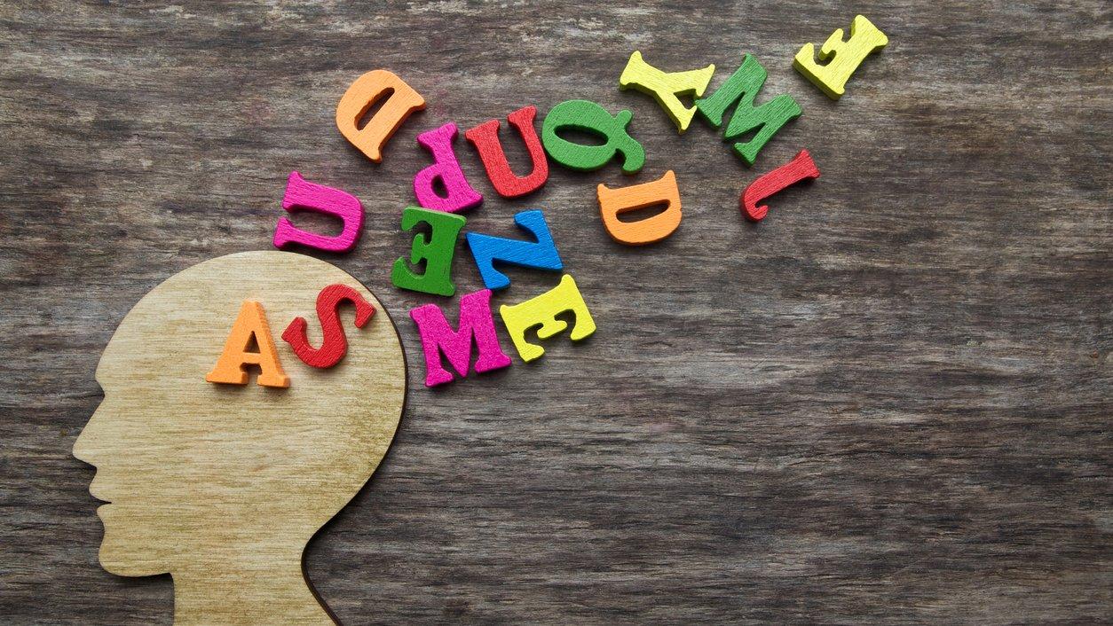 Det finns många ord i din hjärna. Du sorterar orden i ordklasser utan att du tänker på det.
