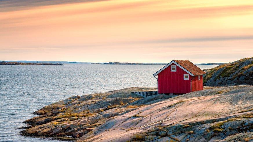 Sverige – ett land med många naturresurser.